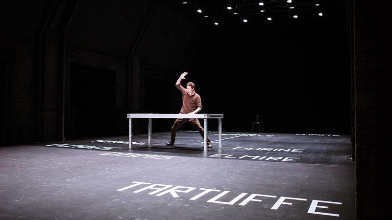 Tartuffe, d'après Tartuffe, d'après Tartuffe, d'après Molière   Guillaume Bailliart  Groupe Fantômas