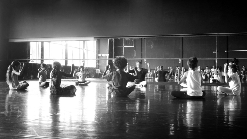 Atelier de danse métissée  Josette Baïz  Cie Grenade