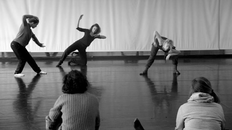 Atelier de danse contemporaine Ambra Senatore  CCN de Nantes