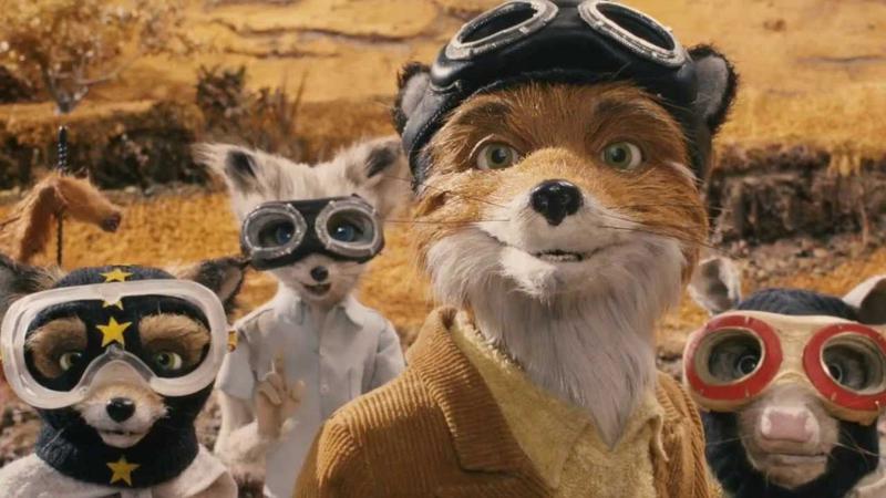 Fantastic Mr. Fox Wes Anderson  d'après le roman de Roald Dahl, Fantastique maître renard.