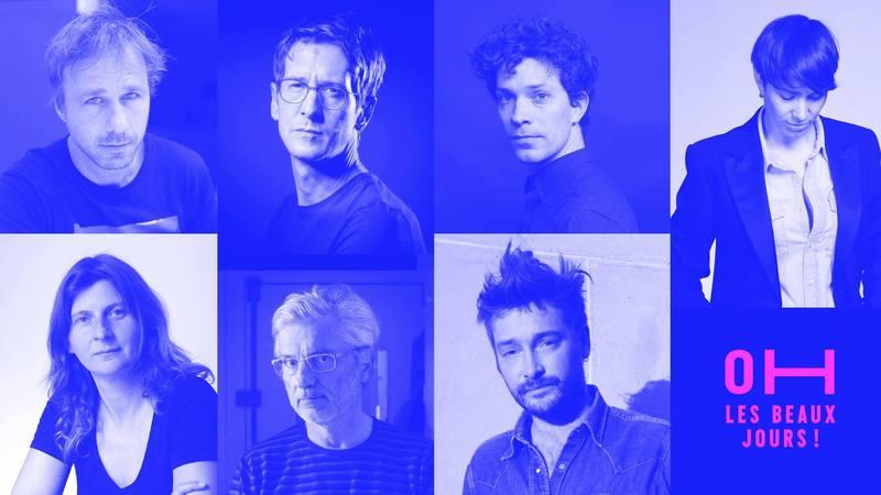 L'amour 24 fois par seconde   L'amour au cinéma vu par des auteurs contemporains sur un plateau de théâtre