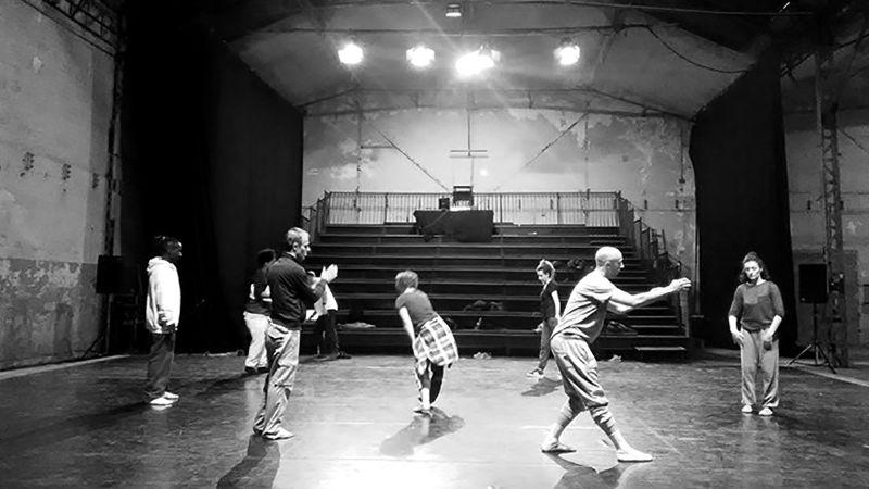 Atelier de danse hip-hop et contemporaine   Amala Dianor Cie Amala Dianor