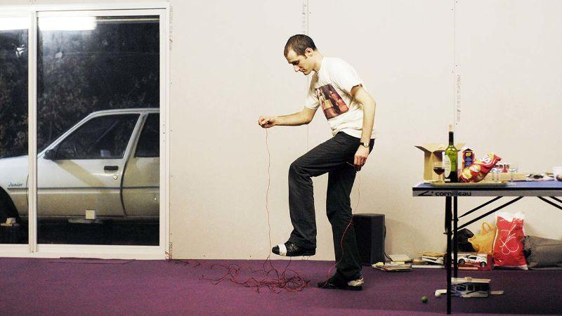 L'effet de Serge, avis de recherche Philippe Quesne Vivarium Studio