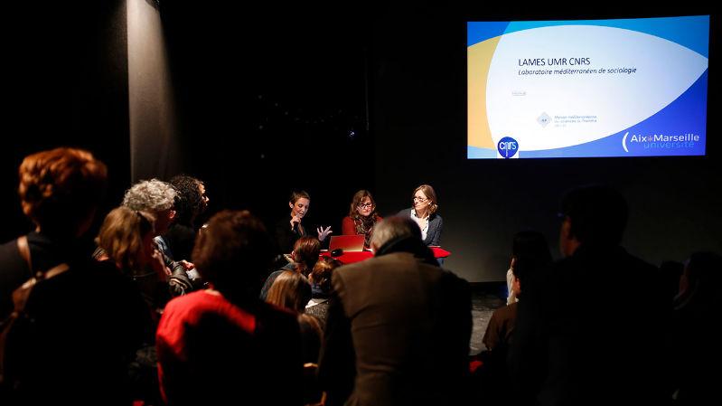 Restitution LAMES Étude sociologique du projet NOS FORÊTS INTÉRIEURES