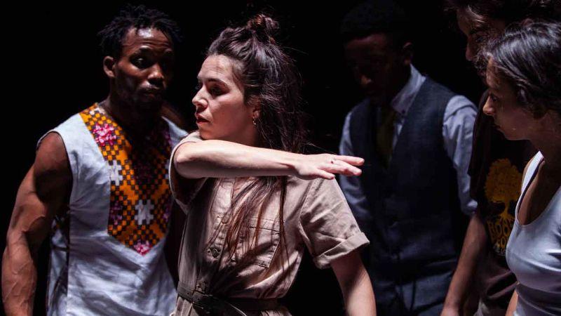 Yooo!!! Emanuel Gat  Chaillot – Théâtre national de la Danse