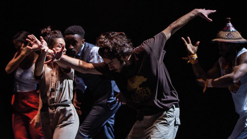 Yooo !!!  Emanuel Gat  Chaillot – Théâtre national de la Danse