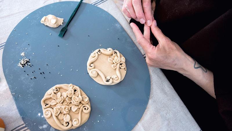 Atelier - Fabriquer son pain du désir   Ilaria Turba