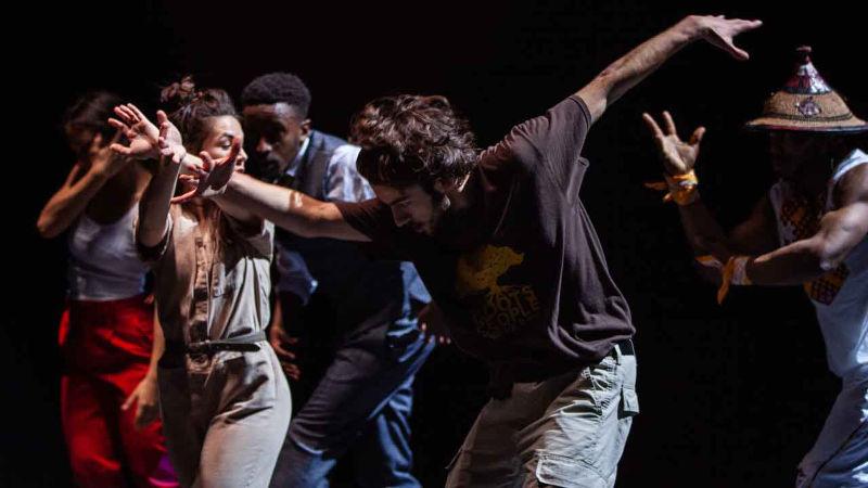 Atelier de danse hip hop  Emanuel Gat  Chaillot – Théâtre national de la Danse