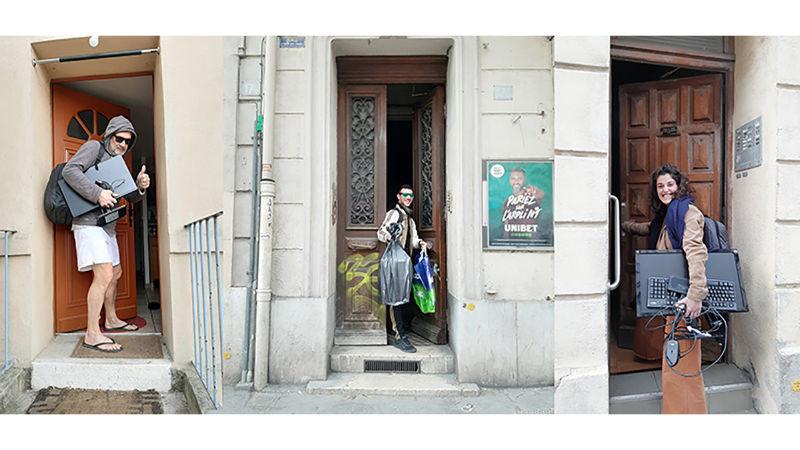 Chronique d'un théâtre en confinement #2 #2 état des lieux par Francesca Poloniato - Maugein