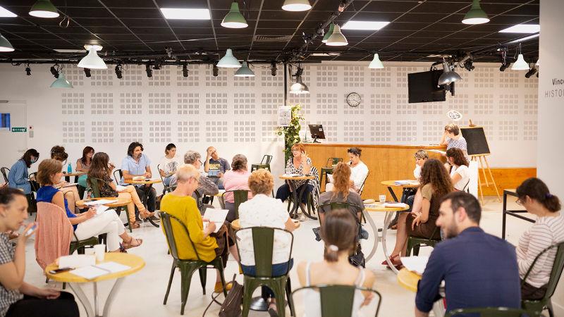 Chronique d'un théâtre déconfiné #2 présentation de saison aux partenaires par Bertrand Davenel