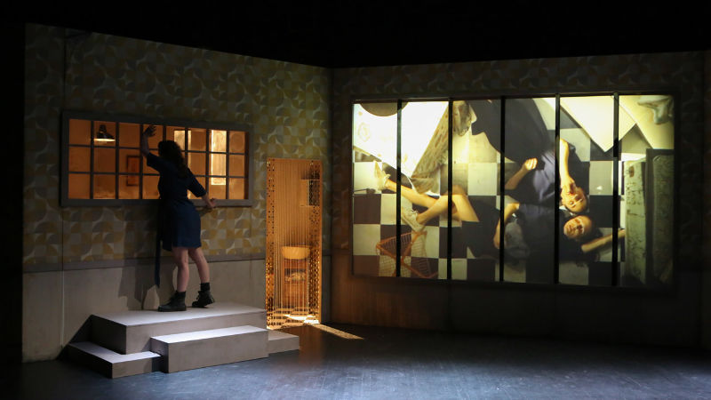 Atelier Théâtre  Marion Pellissier Cie La Raffinerie _à partir de 15 ans