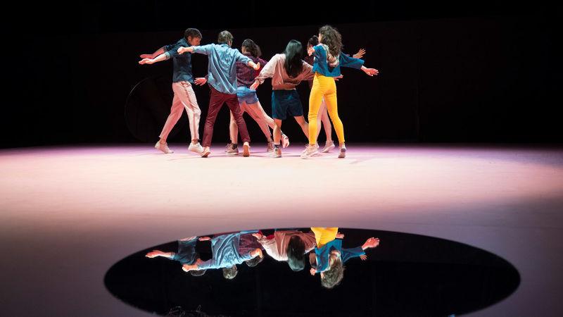 Atelier chorégraphique - Songlines  Joanne Leighton  WLDN _danseurs amateurs