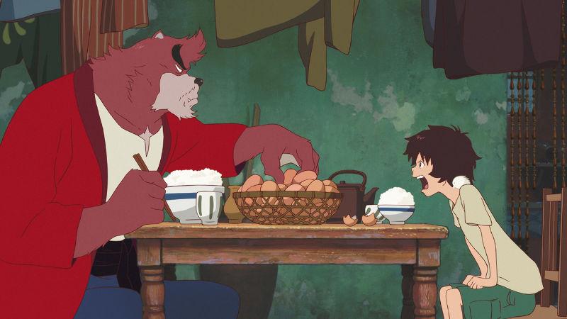 Le garçon et la bête  Mamoru Hosoda
